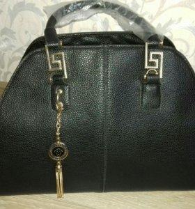 Новая сумка,реплика Версаче