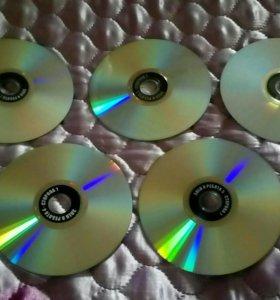 """Коллекция дисков """"Элен и ребята"""" (5 cd)"""