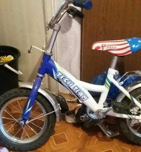 Детский велосипед,