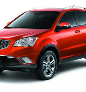 Фаркоп SsangYong Actyon New
