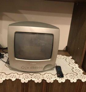 Телевизор сокол ЭЛТ на ремонт или запчасти.