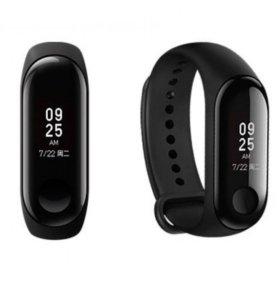 Фитнес браслет - умные часы Xiaomi Mi Band 3