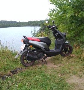 Мопед скутер Ирбис БВС 150