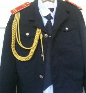 Парадная форма кадета