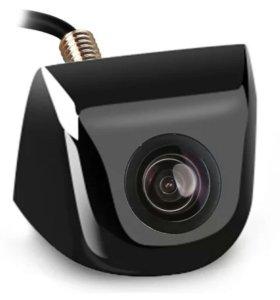 Камера заднего вида, железная.