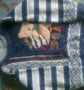 Детская одежда свитер