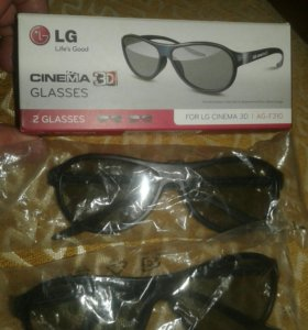 3D очки LG CINEMA AG-F310