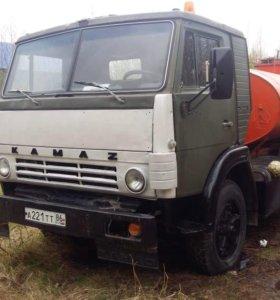 Камаз 53212, огнеопасно ац-10