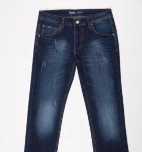 Новые мужские джинсы 48-50