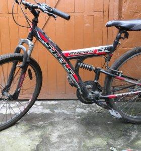 Велосипед 21 скорость