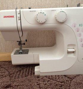 Швейная машина JANOME px14