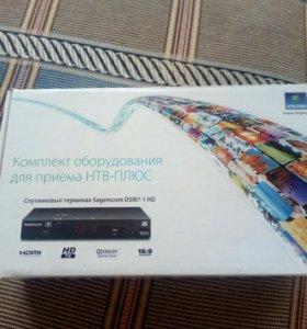 Комплект оборудования для приема НТВ-плюс