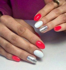 Маникюр, услуги ногтевого сервиса