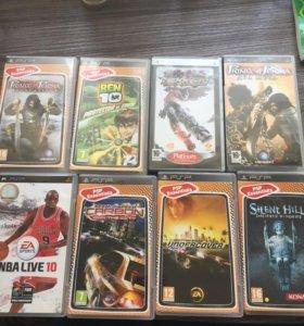 Игры для PSP Games for PSP