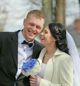 Свадебная съёмка и фотокнига 20стр