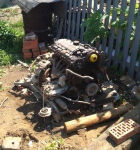 Двигатель Volvo S 60