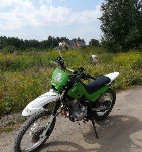 Мотоцикл patron strike