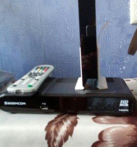 Роутер и приставка Sagemcom
