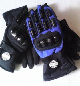 Перчатки  для мото и велоспорта