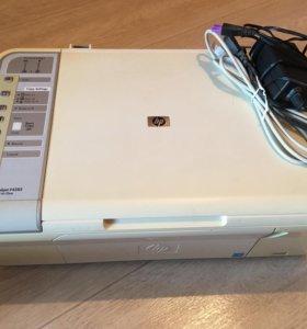 Принтер-сканер HP Deskjet F4283