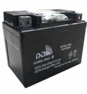 Аккумулятор для квадрацикла 4 Ампера