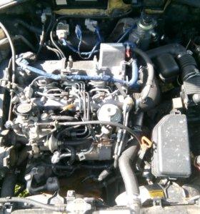 Двигатель 2с дизель с коробкой