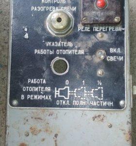 Отопительно- вентиляционная установка ОВ65