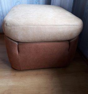 Кресло-пуф.
