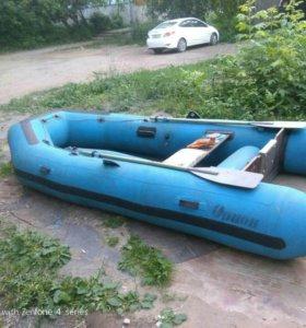 Камплект лодка+ мотор