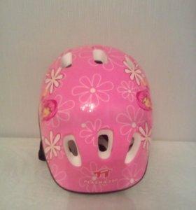 Детский шлем для катания на роликах