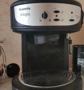 Кофеварка Rowenta Adagio