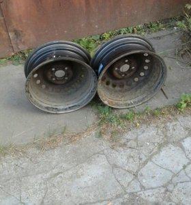 Диски колесные р14