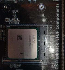 Процессор AMD FX 8320.