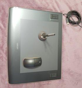 Wacom Intuos3 A4 Tablet с USB PTZ-930G