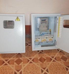 Электро счётчики и автоматы