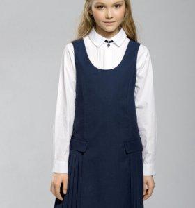 Школьная форма Пеликан сарафан для девочек