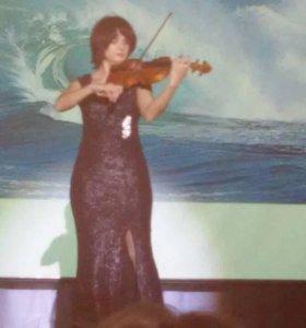 Репетитор по скрипке