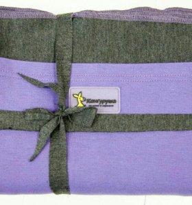 Слинг-шарф трикотажный Кенгуруша Mix