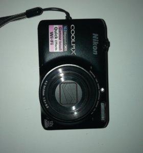 Цифровой фотоаппарат nikons6500