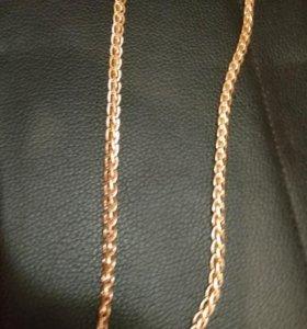 Цепочка красивого плетения, 60 см