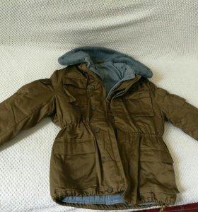 Куртка афганка СССР