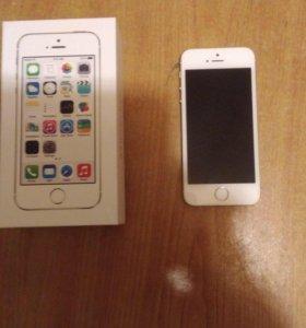 iPhone 5S 32gb обменяю или продам