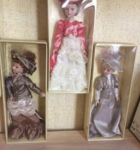 Куклы - героини романов