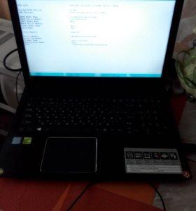 Ноутбук acer aspire E15 E5-575G-39M5