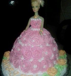 Заказ тортов любого вида