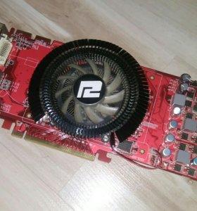 Видеокарта AX3850