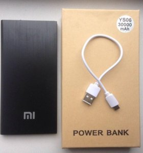 Power Bank Mi 30000 mAh