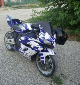 Honda cbr1000rr 2006
