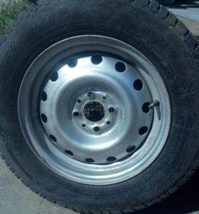 Колесо на ВАЗ R14