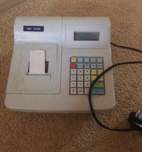 Контрольно-кассовый аппарат ЭКР 2102К